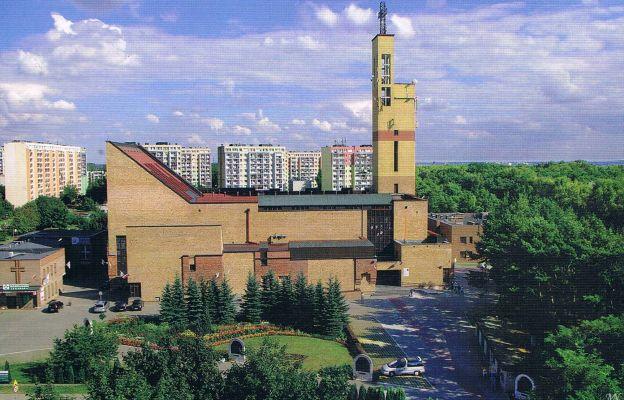 Parafia pw. Matki Boskiej Jasnogórskiej w Łodzi