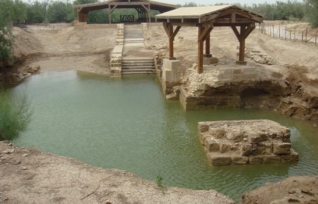 Jordania: region wokół miejsca chrztu Jezusa będzie rozbudowywany