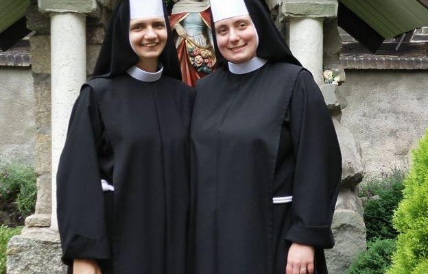 Siostry elżbietanki złożyły swoje śluby.