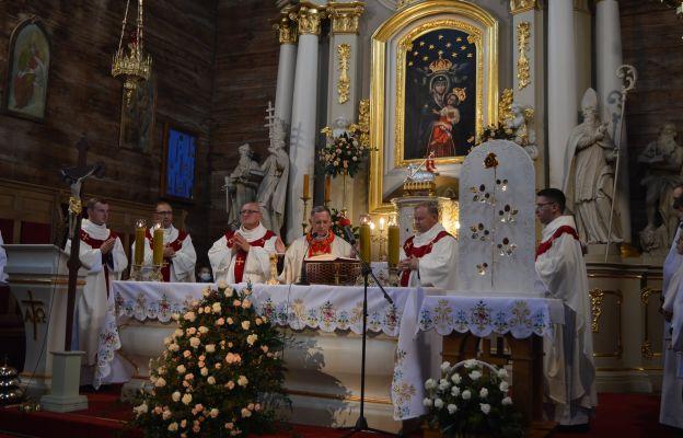 Abp Mieczysław Mokrzycki przewodniczył uroczystościom w Mnichowie