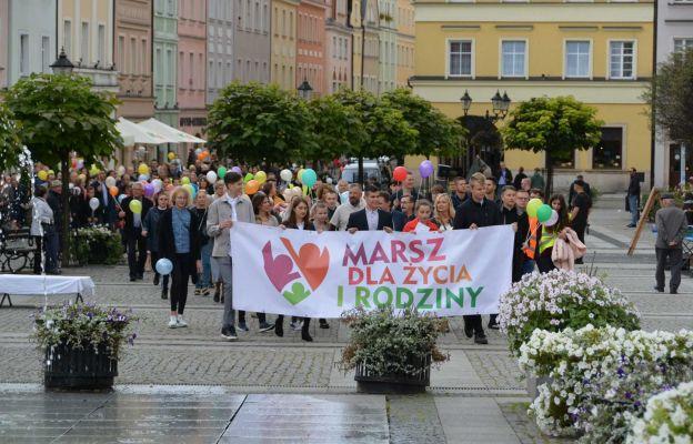 V Bolesławiecki Marsz dla Życia i Rodziny