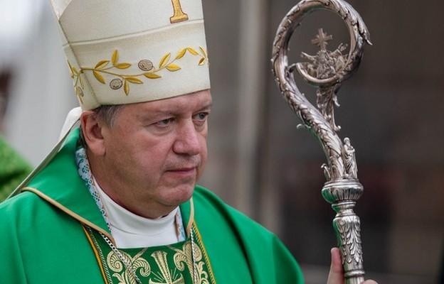 Abp Kupny o rozmowie z papieżem: to prawdziwie rodzinna wymiana zdań