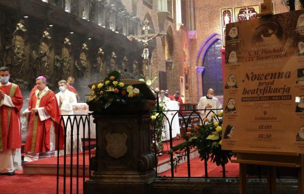 Inauguracja nowenny przed beatyfikacją Sióstr Elżbietanek