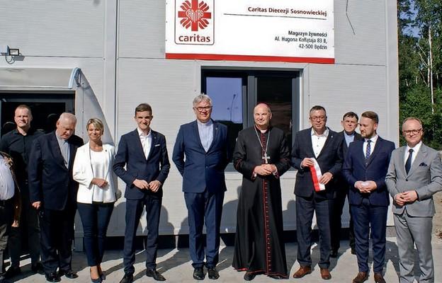 Nowa inwestycja Caritas