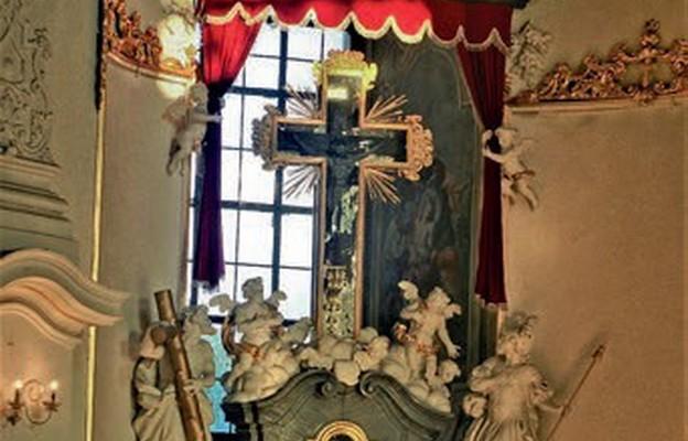 Cudowny krzyż