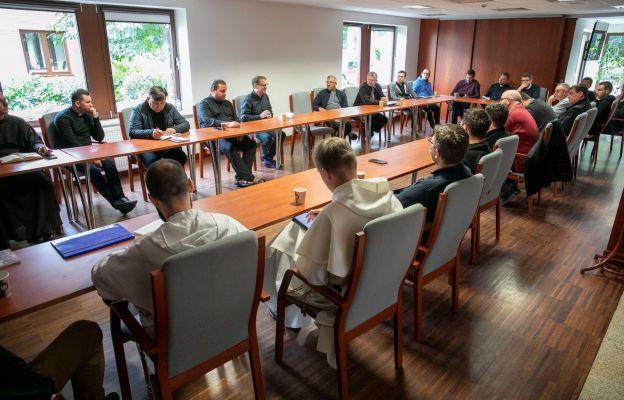 Porszewice: Duszpasterze Akademiccy na rekolekcjach