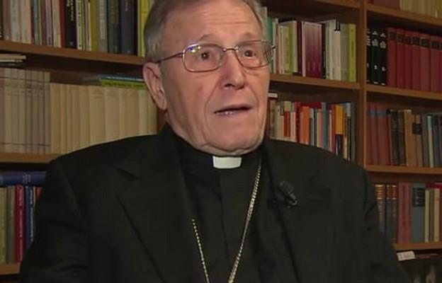 Kardynał Walter Kasper