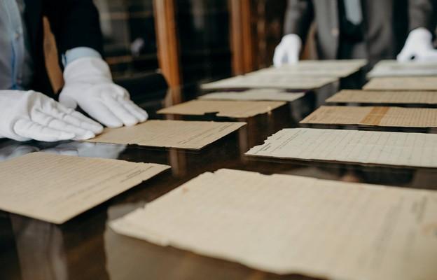 Wstrząsające listy dzieci więzionych w niemieckim obozie koncentracyjnym na terenie Litzmannstadt Ghetto