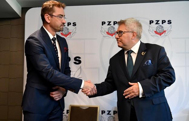 Zjazd PZPS - Sebastian Świderski nowym prezesem