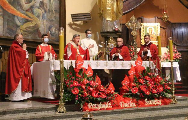 Eucharystii przewodniczył abp Józef Kupny
