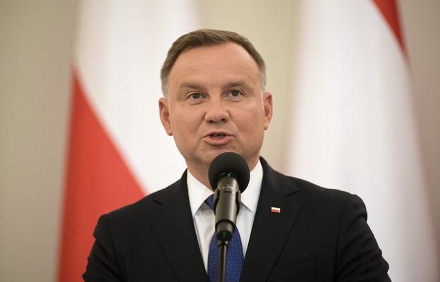 Prezydent: Nord Stream 2 jest błędem o znaczeniu strategicznym