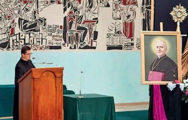 Rektor – ks. Konrad Dyrda otwiera rok akademicki