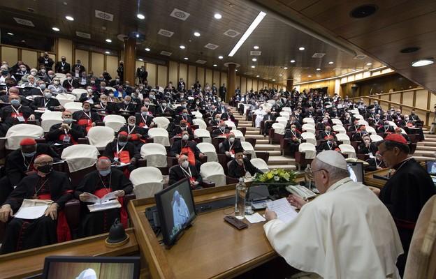 Synod o synodalności rozpoczęty
