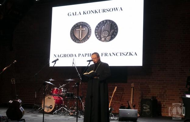 Gala Nagrody Papieża Franciszka w Łodzi ustanowionej przez abp. Rysia