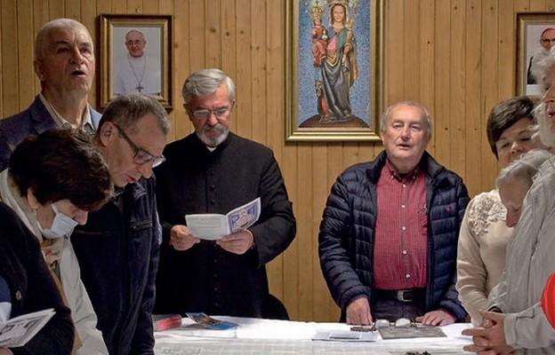 Cotygodniowe spotkanie Legionu Maryi