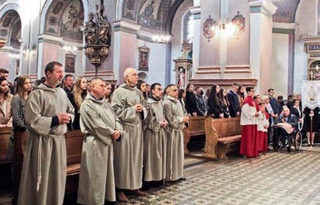 Uroczystość odpustowa zgromadziła wszystkie grupy parafialne