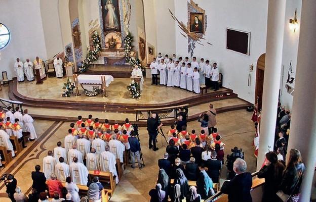 Erygowanie nowego sanktuarium to uroczysty dzień dla diecezji