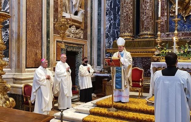 Abp Wojda: przybywamy do Maryi, powierzając jej naszą Ojczyznę