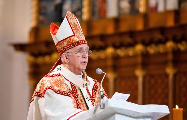 Droga Kościoła – list pasterski abp. Wacława Depo o synodzie
