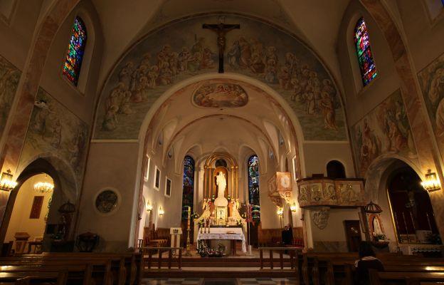 W kościele ku czci św. Judy Tadeusza parafianie i ich goście będą świętować jubileusz.