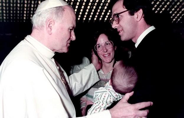 Carl A. Anderson: róbcie to, do czego zostaliście powołani - to przesłanie Jana Pawła II