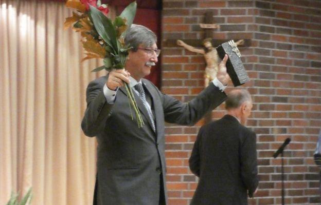 Wręczenie nagrody Bractwa Henryka Pobożnego