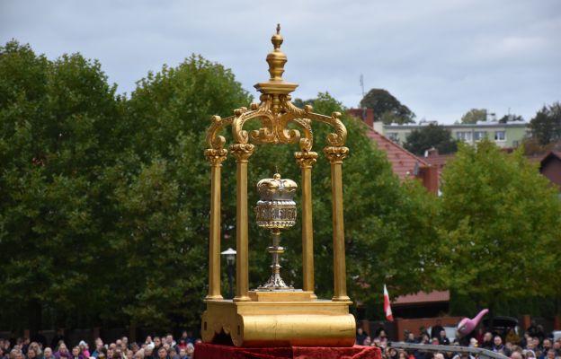 Relikwie św. Jadwigi Śląskiej