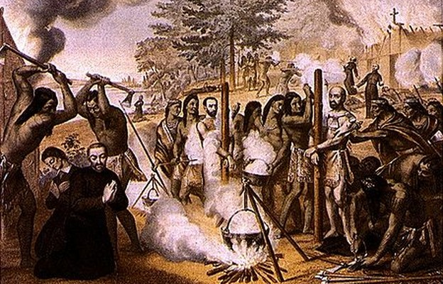 Jan de Brebeuf (1593-1649) serce i męstwo