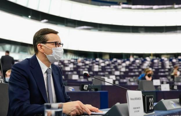 Premier: integracja europejska to dla nas wybór cywilizacyjny i strategiczny