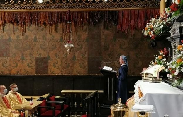 Z dziękczynieniem za beatyfikację Prymasa Wyszyńskiego i wyproszony cud życia