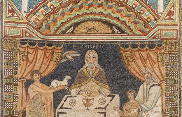 Kapłan na wzór Melchizedeka