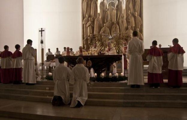 Pielgrzymi będą się modlić przed ołtarzem Świętej Rodziny