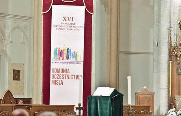 Etap diecezjalny XVI Synodu Powszechnego
