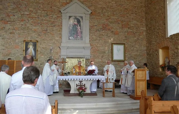 Jubileusz u św. Anny