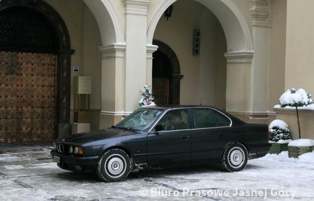 Papieskie BMW
