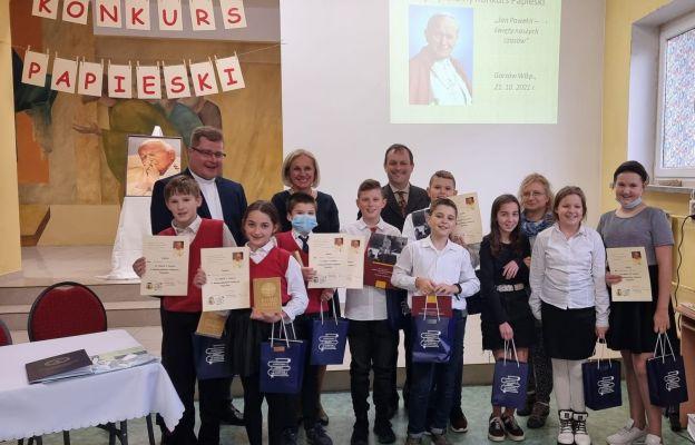 Konkurs papieski w Gorzowie