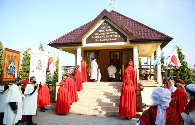 Kaplica Matki Bożej Królowej Palestyny w Praszce