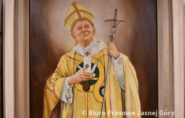 Jasna Góra:  Nowa kaplica św. Jana Pawła II poświęcona
