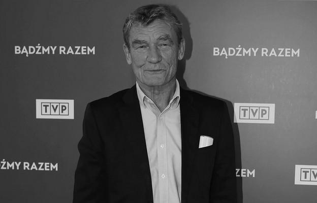 Aktor Krzysztof Kiersznowski nie żyje. Miał 70 lat