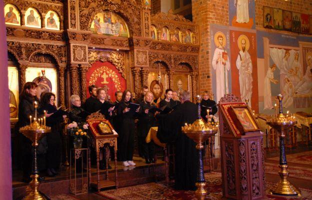 Koncerty w cerkwi odbywają się bardzo rzadko