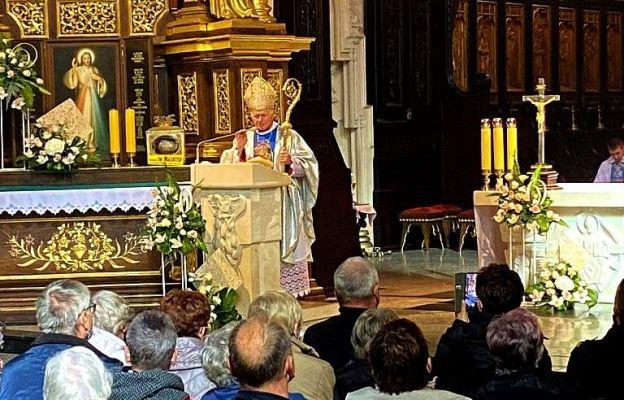Uroczysta Msza św. w katedrze