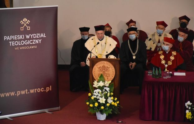 Ks. prof. Krzysztof Pawlina