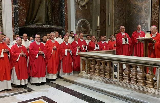 Watykan: Papież przyjął na audiencji ostatnią grupę polskich biskupów