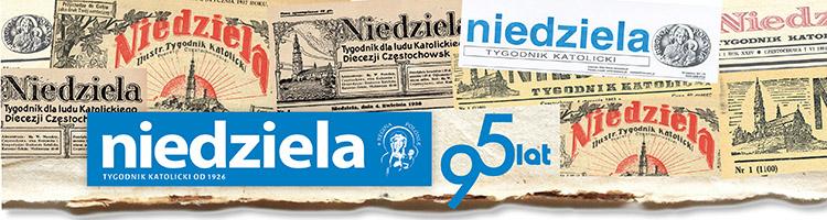 niedziela.pl - Jubileusz 95 lat